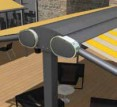 Markilux Syncra Fix Pergola awnings