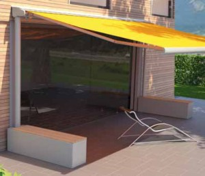Markilux Syncra Uno Flex Self supported awning