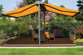 Markilux Syncra Self Supporting Retractable Awning At