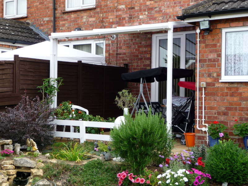 Fixed Terrace Cover