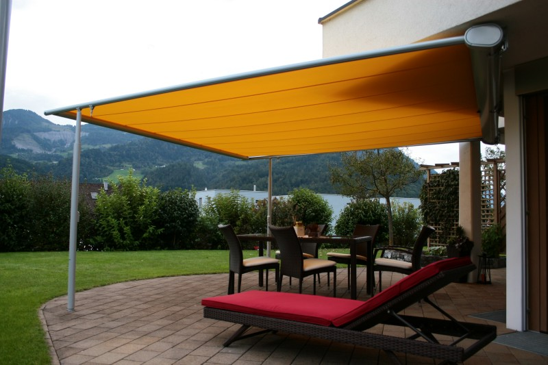 Retractable Roof Systems, Canopies, Louvred Roofs | Samson Awnings