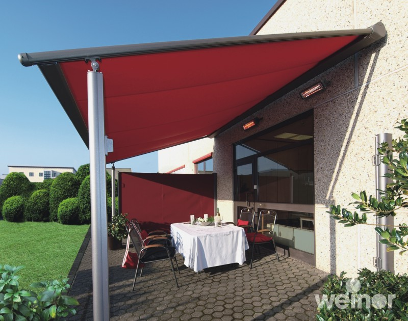 Weinor Plaza Home & All Weather Awnings from Samson Awnings u0026 Terrace Covers