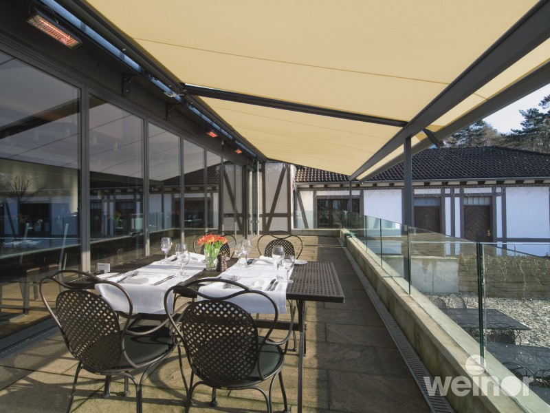 Weinor Plaza Pro