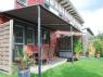 Markilux Pergola Retractable Fabric Roof