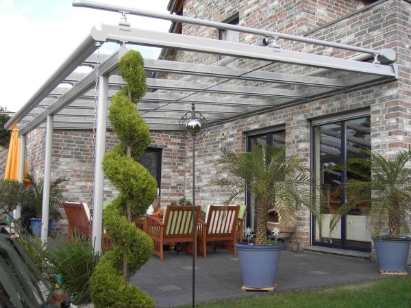 Glass Verandas | Patio, Terrace & Garden Verandas from ...