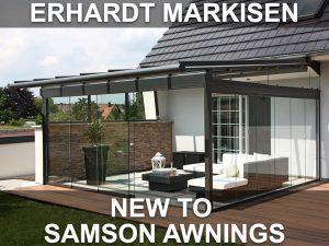 Erhardt Markisen Glass Verandas