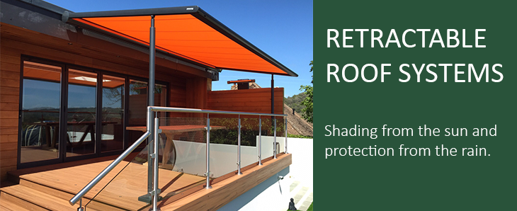 Retractable Roof Systems Canopies Louvred Roof