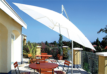 cantilever parasol from May