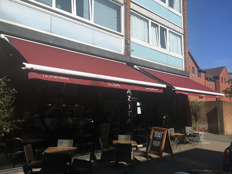 Personalised Bar Awnings