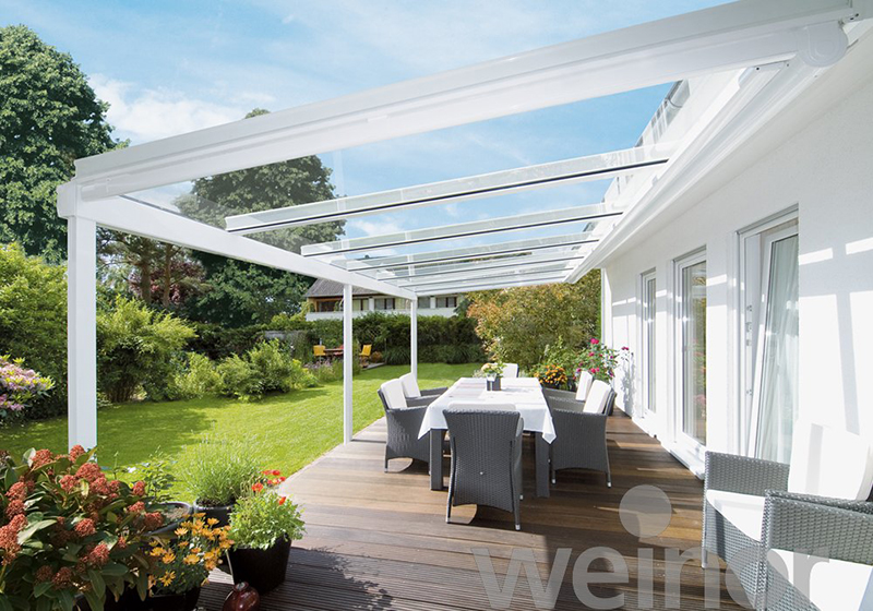 Weinor Terazza Glass Canopy