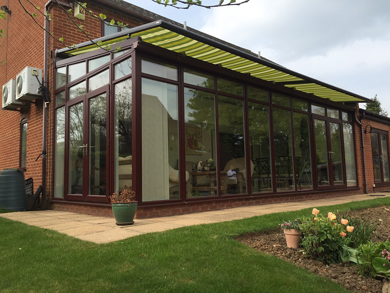 Markilux 8800 Conservatory Awning