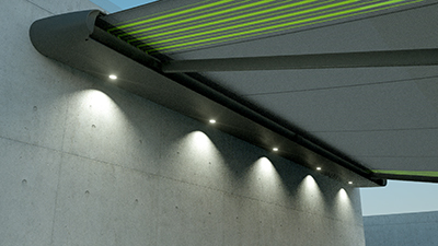 Markilux spotline LED lights