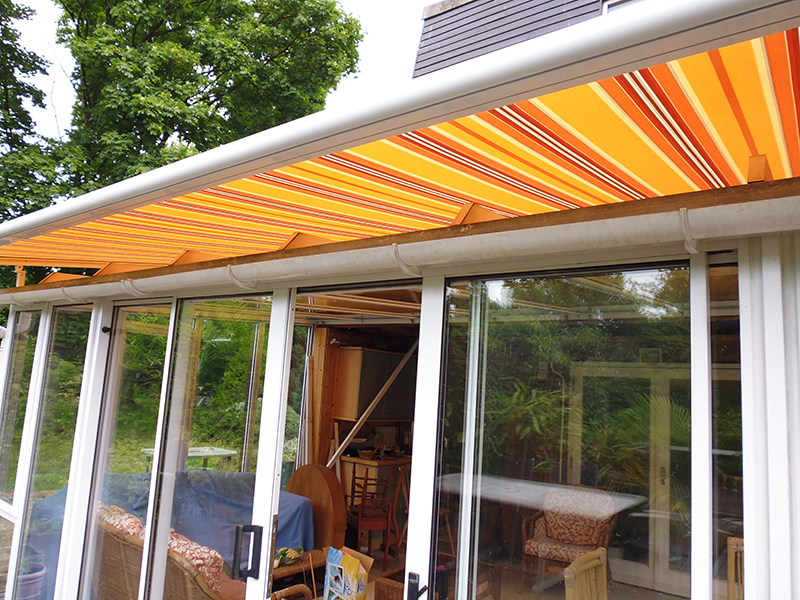 Conservatory Awnings Photo Gallery From Samson Awnings