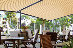 Markilux Retractable Roof