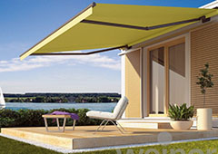 Retractable Patio Awnings Markliux Weinor Bespoke Electric