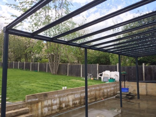 Samson G6 Glass Veranda Samson Awnings
