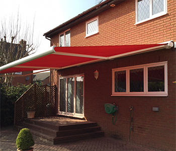 View Large Retractable Awning case study