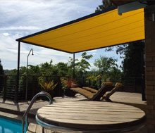 view retractable fabric canopy case study