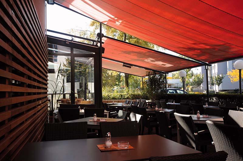 Restaurant Pergolas