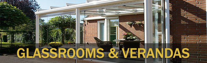 Glass Verandas and Glassrooms