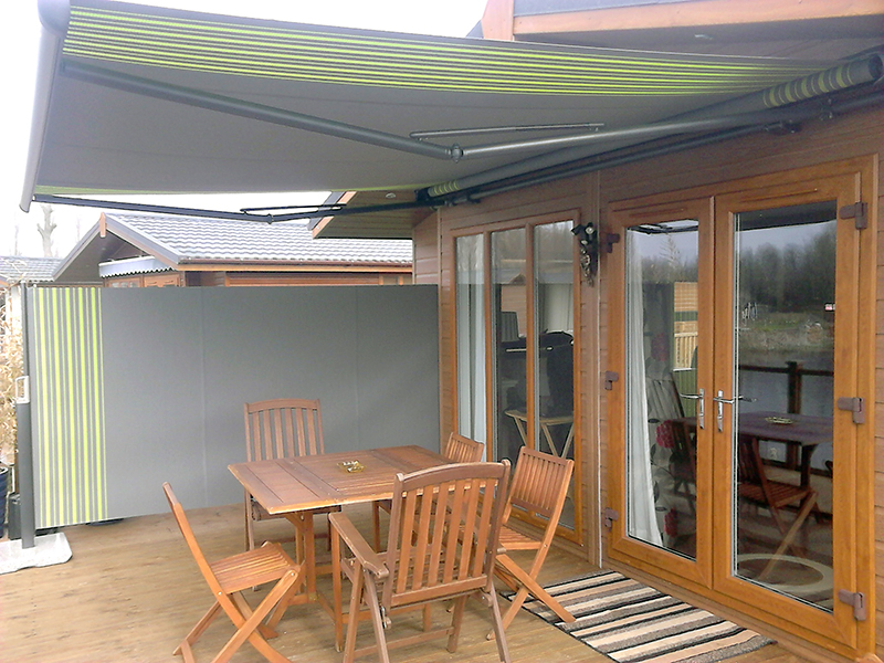 Markilux Cassette Blinds Photo Gallery From Samson Awnings