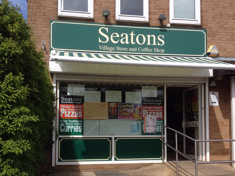 Shops and Retail photo Gallery from Samson Awnings and ...
