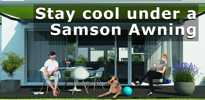 Home Page - Samson Awnings
