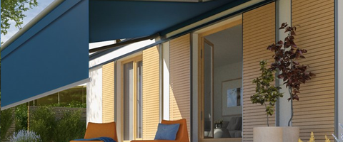 Retractable Fabric Awnings Q and A - Samson Awnings