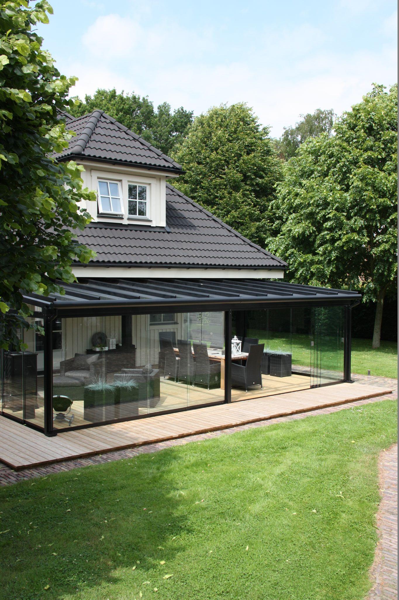 Domestic double glassroom