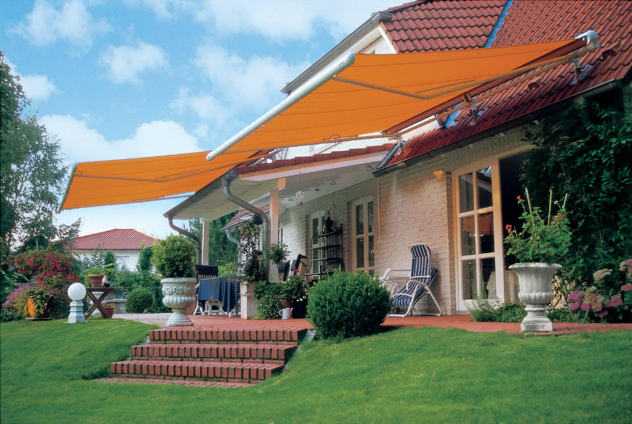 Orange Markilux 1500