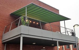 Cliftonville Care Home Awning Installation By Samson Awnings