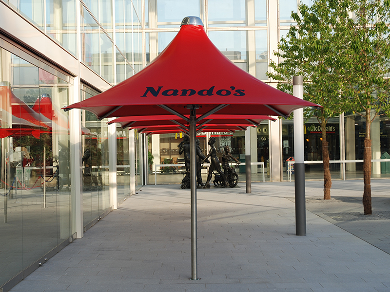 Vortex Umbrella Nandos