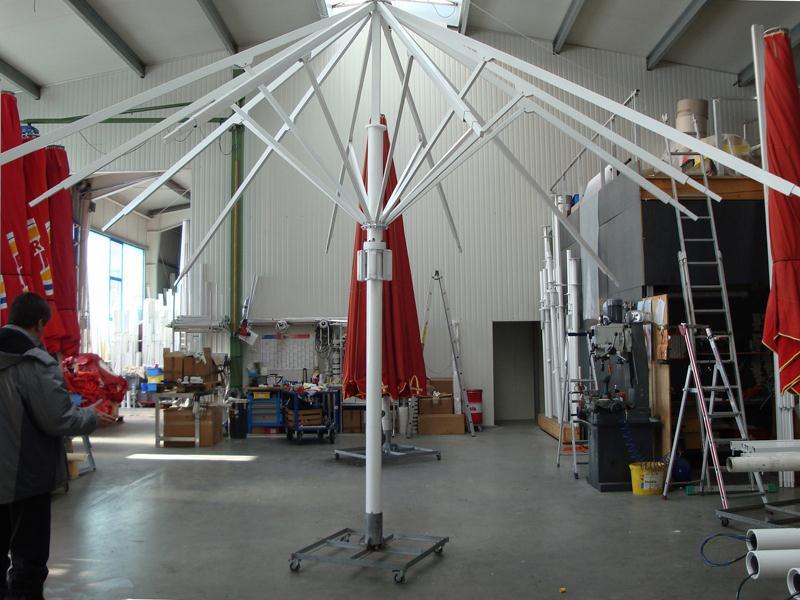 Uhlmann Jumbo frame