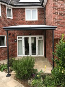 Domestic Markilux Pergola Installation 2