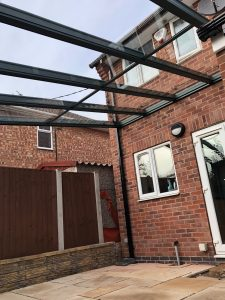 Weinor Terrazza Installation in Nottingham by Samson Awnings