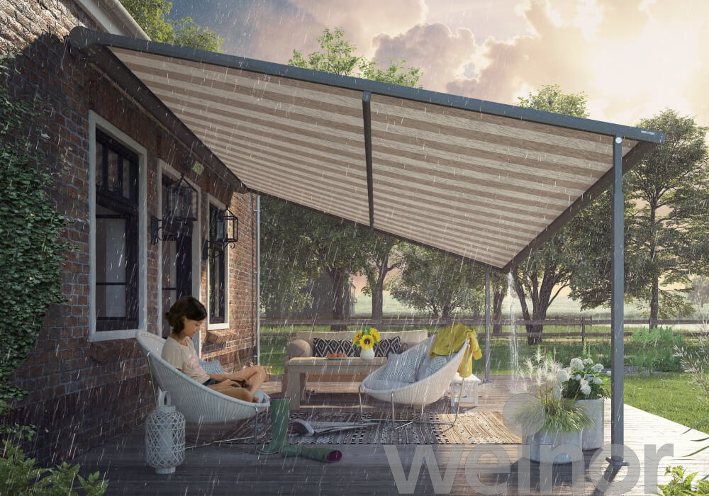 Weinor Plaza Viva Samson Awnings