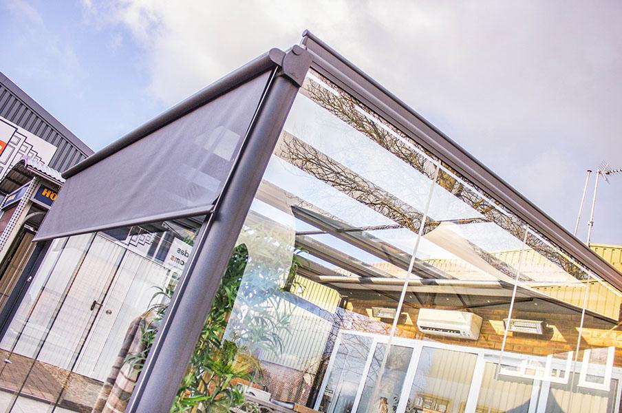 Garden Glass Rooms Verandas And Pods Samson Awnings