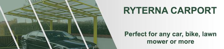 Ryterna Carport banner