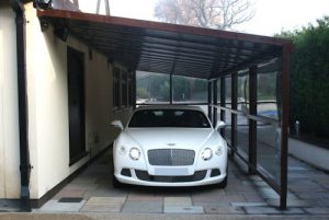 Samson P35 Carport Bentley