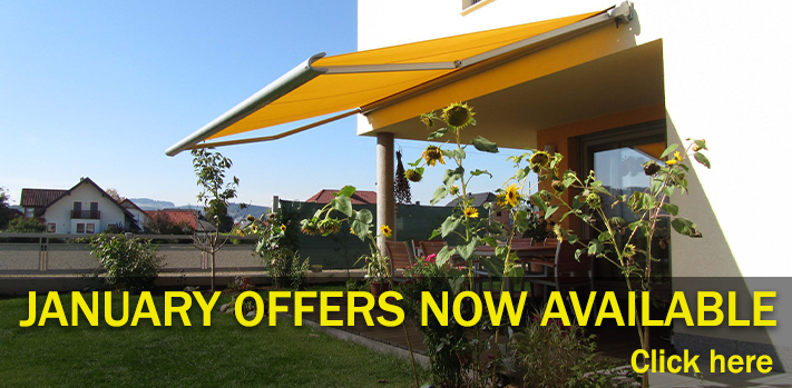 January Offers From Samson Awnings