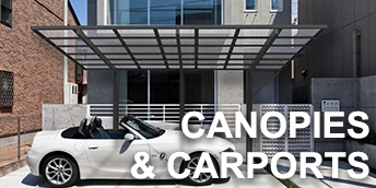 Canopies and Carports button