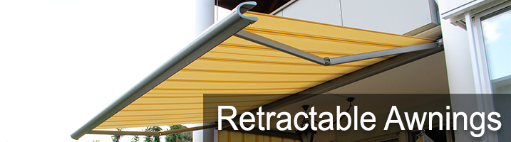 Retractable Patio Awnings for Domestic Use | Samson Awnings