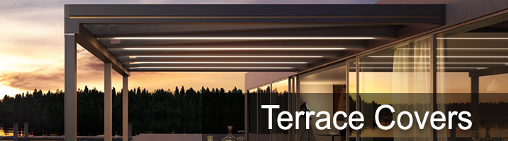 Terrace Covers Polycarbonate Amp Glass Verandas From