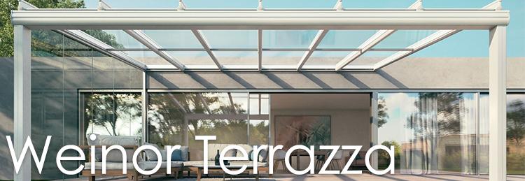 Weinor Terrazza Glass Roof Veranda From Samson Awnings Terrace Covers
