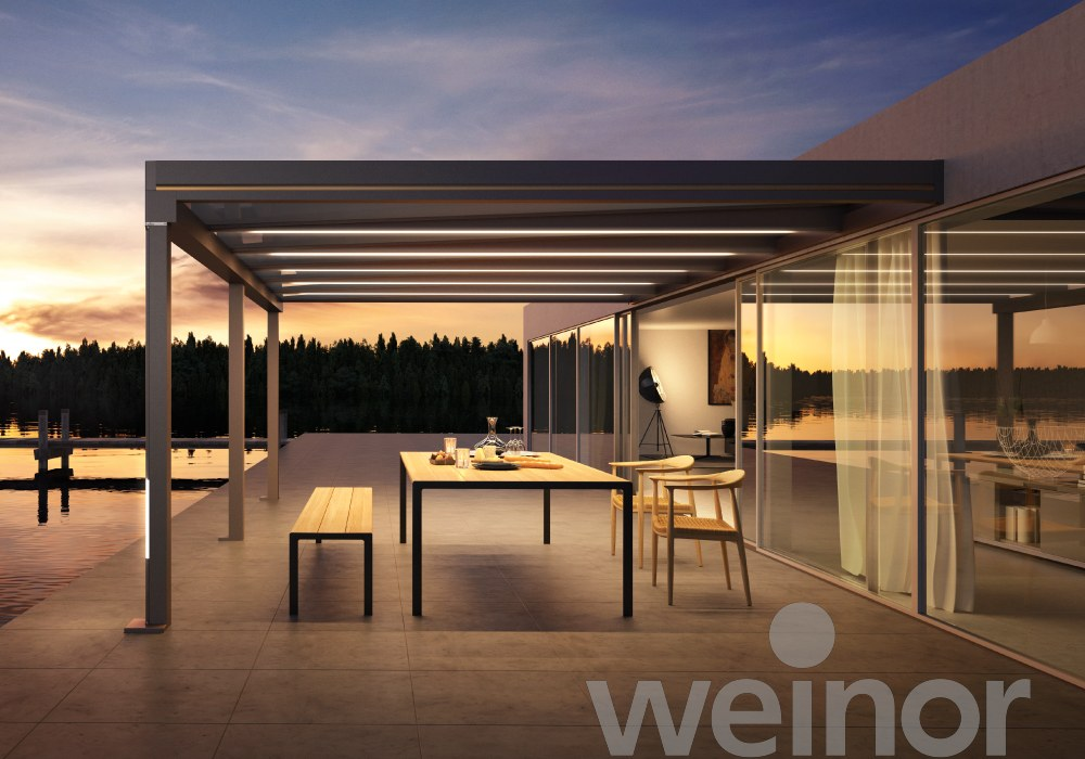 Weinor Terrazza Pure Lean to System