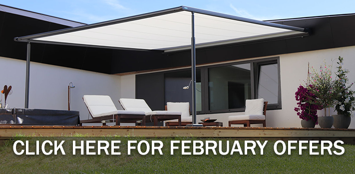 February Offers From Samson Awnings