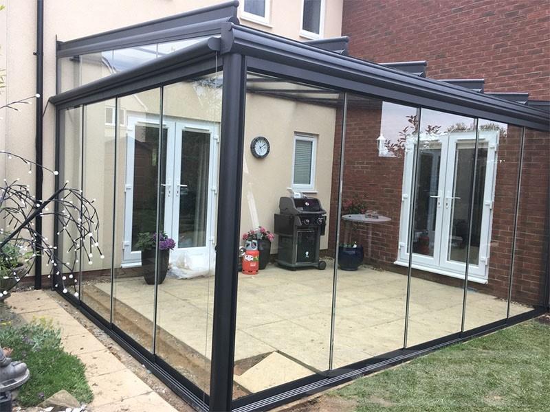 Complete Glassroom Installation
