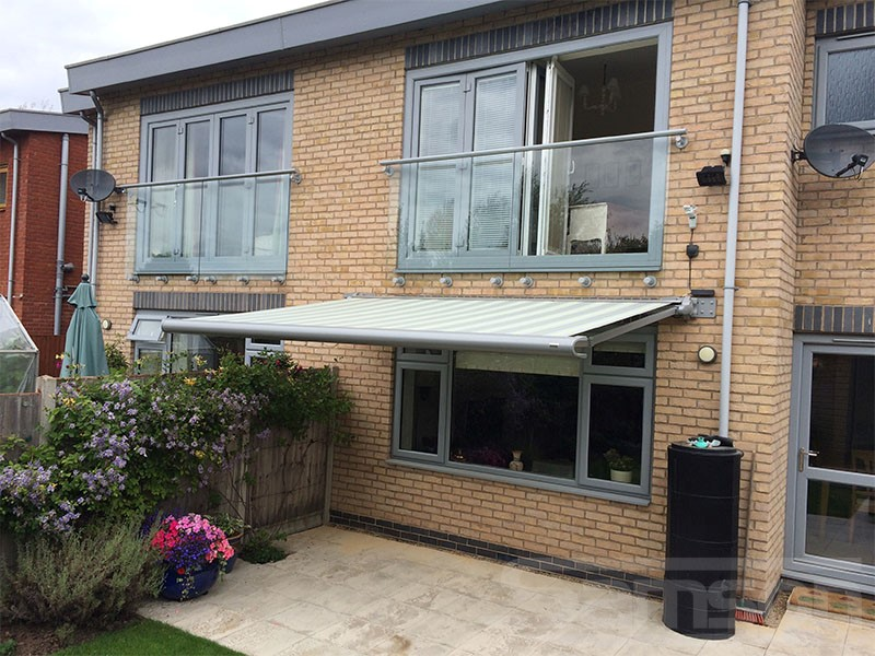 Single Awnings Installation