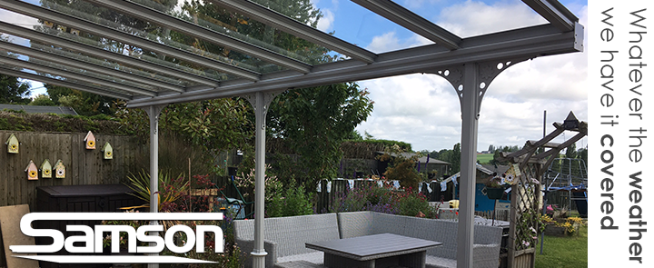 Samson Canopies and Verandas - Samson Awnings