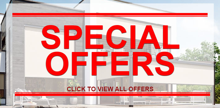 Special Offers From Samson Awnings